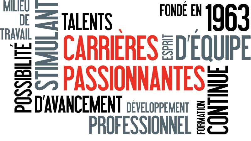 Page carrières, Groupe Somavrac,