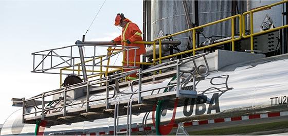 Santé, sécurité et environnement, UBA