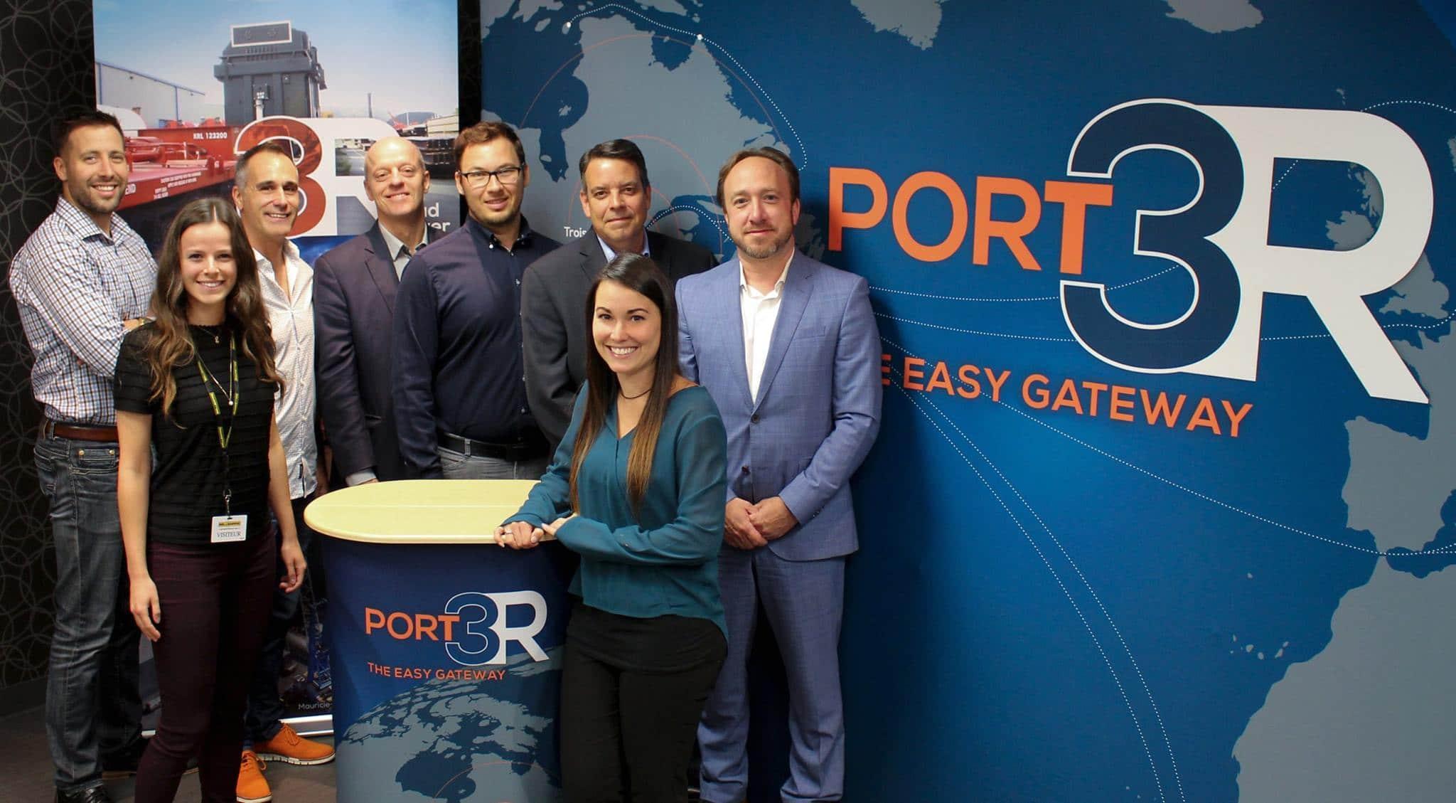 Port de Trois-Rivières, Groupe Somavrac