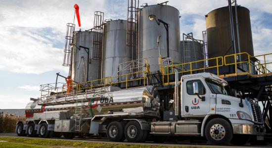 UBA - Distribution de produits chimiques sécuritaire